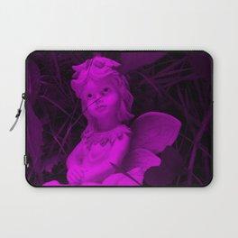 Broken Dreams In Purple Laptop Sleeve