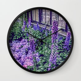 Indoor Spring Wall Clock