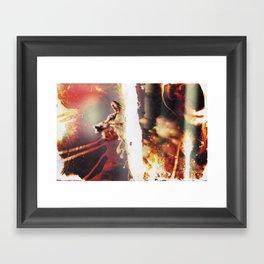 Decomp #2 Framed Art Print