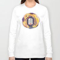 doctor who Long Sleeve T-shirts featuring Doctor Who by foreverwars