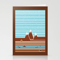 canada Stationery Cards featuring Canada. by Grant Pearce