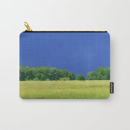 landscape with dramatic sky Carry-All Pouch