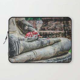Phuang Malai for the Buddha Laptop Sleeve