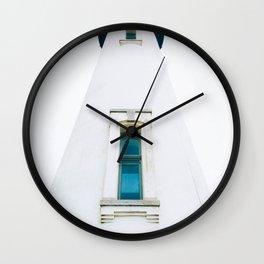 Yaquina Head Lighthouse Wall Clock