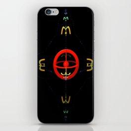 Directional iPhone Skin