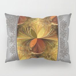Fall Colours Abstract Pillow Sham