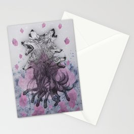 Wolf Pack Stationery Cards