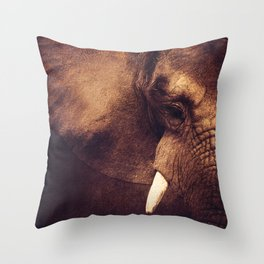STRONG Throw Pillow