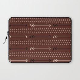 Shoot Straight (Coffee & Cream) Laptop Sleeve
