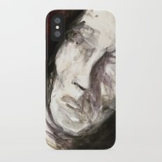 See no Evil iPhone X Slim Case