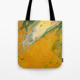 I love mustard Tote Bag