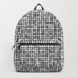 Shiny Disco Ball Silver Backpack