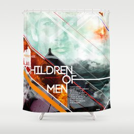 Visions of the Future :: Children of Men Shower Curtain