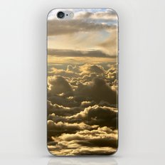 Sky over the Atlantic Ocean iPhone & iPod Skin