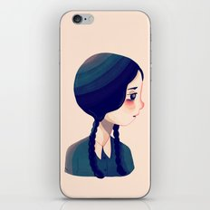 I'm Not Perky iPhone & iPod Skin