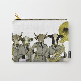 Herd Behavior Carry-All Pouch