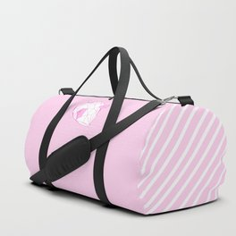 geometric mighty mouse Duffle Bag