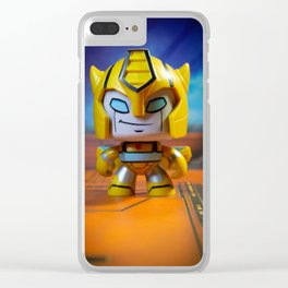 MMBee1 Clear iPhone Case