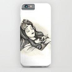 Sleeping Beauty iPhone 6s Slim Case