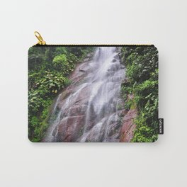 Peruvian Waterfall III Carry-All Pouch