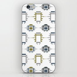 African Cloth iPhone Skin