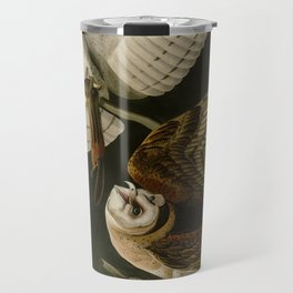 171 Barn Owl Travel Mug