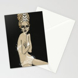 So Noir I Stationery Cards