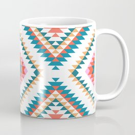 Aztec Rug 2 Coffee Mug