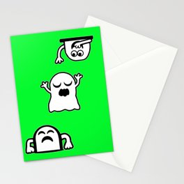 Peek-A-Boos Stationery Cards