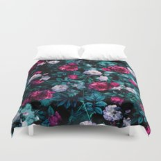 RPE FLORAL ABSTRACT III Duvet Cover