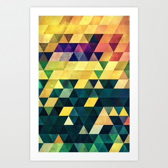 ryx hyx Art Print
