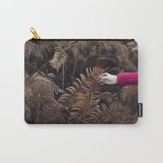 Autumn feel Carry-All Pouch