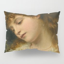 "Sophie Gengembre Anderson ""Jasmine"" Pillow Sham"