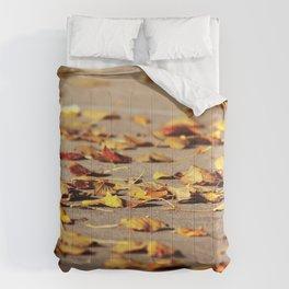 Depth of Field Comforters