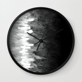 Light in the Darkness Wall Clock