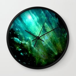 θ Serpentis Wall Clock