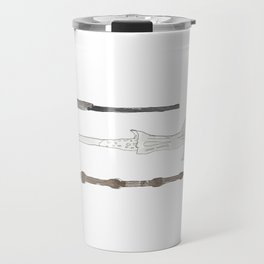 The wand chooses the wizard, Mr. Potter.  Travel Mug