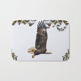 October Eagle II Bath Mat