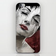 Venom and Tears iPhone Skin