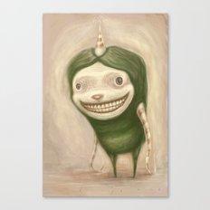 Smile No Matter What Canvas Print