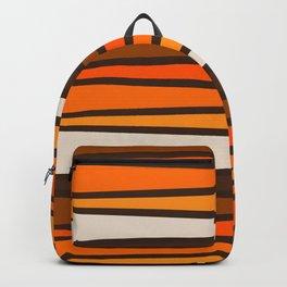 Golden Game Board Backpack