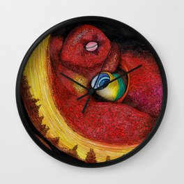 Pandora Wall Clock
