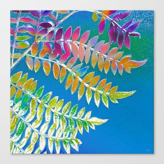 Azure Daydream Canvas Print