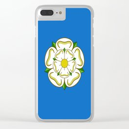 God's Own County Clear iPhone Case