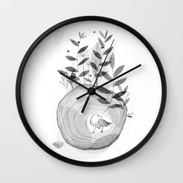 tree of life 1 Wall Clock
