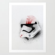 The Traitor Art Print