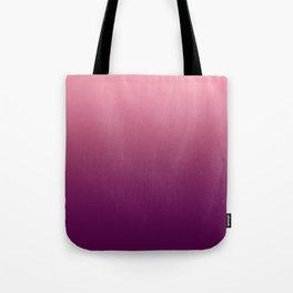 Rose Gradient Tote Bag
