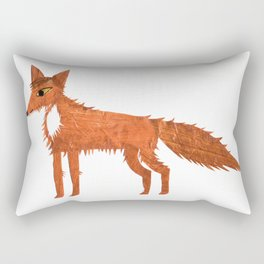 Mr Fox Rectangular Pillow