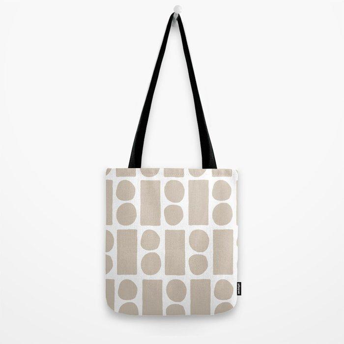 blocky Tote Bag
