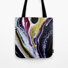 Galaxy Whirl Tote Bag